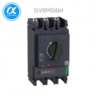 [슈나이더] GV6P500H / 모터보호용 차단기 / 모터 회로 차단기 / TeSys GV6 / 3P, 500A, Icu 70kA - 열동자기형 차단기