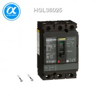 [슈나이더] HGL36025 / 배선용차단기(MCCB) / PowerPact H / Thermal magnetic, Unit mount,  / 25A, 3 pole, 18 kA, 600 VAC, 80% rated
