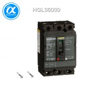 [슈나이더] HGL36030 / 배선용차단기(MCCB) / PowerPact H / Thermal magnetic, Unit mount,  / 30A, 3 pole, 18 kA, 600 VAC, 80% rated
