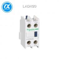 [슈나이더] LADN20 / 전자접촉기(MC) 액세서리 / TeSys 접촉기 부속품 / TeSys D, F / 보조 접점 블록 - 2NO - 스크류  터미널
