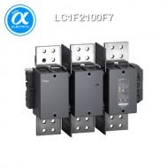 [슈나이더] LC1F2100F7 / 전자접촉기(MC) / TeSys F 접촉기_일체형 / 접촉기 TeSys F - LC1-F - 3P (3NO) - AC-1 - 2100A - 440V - 코일 110V AC