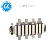 [슈나이더] LC1F7804 / 전자접촉기(MC) / TeSys F 접촉기_분리형(Body) / 접촉기(코일 미장착) TeSys F - LC1-F - 4P (4NO) - AC-1 - 1600A - 440V