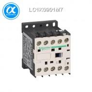 [슈나이더] LC1K0901M7 / 전자접촉기(MC) / TeSys K 접촉기 / 접촉기 TeSys K - LC1-K - 3P - AC-3 440V 9A - 코일 220...230V AC - 보조접점 1NC / [구매단위 50개]