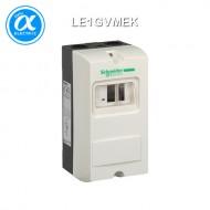 [슈나이더] LE1GVMEK / 모터보호용 / 인클로져 모터 스타터 / 인클로저-외함 / TeSys LE - enclosure / DOL starter with circuit breaker용