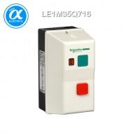 [슈나이더] LE1M35Q716 / 모터보호용 / 인클로져 모터 스타터 / 인클로저 DOL 시동장치 / TeSys LE - enclosed DOL starter / 8...11.5A - 380V AC coil
