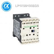 [슈나이더] LP1K09103BD3 / 전자접촉기(MC) / TeSys K 접촉기 / 접촉기 TeSys K - LP1-K - 3P - AC-3 440V 9A - 코일 24V DC - 보조접점 1NO - 스프링 터미널