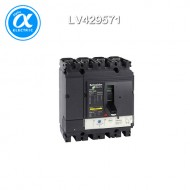 [슈나이더] LV429571 / 배선용차단기(MCCB) / ComPact NSX_일체형(With Trip) / Compact NSX100B / MCCB / TMD - 100 A - 4P4D