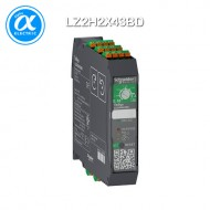 [슈나이더] LZ2H2X43BD / 모터보호용 / TeSys 모터 스타터 / TeSys H_모터 정역 스타터 / 0,75kW-400V 제어 24VDC 스프링