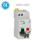 [슈나이더] M9D11625 / Multi 9 누전차단기 / N40 Vig - MCB - RCBO / 1P + N - 25A - C curve - classAC - 240V - 30mA - 6 Ka