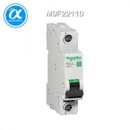 [슈나이더] M9F22110 / Multi 9 소형차단기 / C60SP - MCB / 1P - 10A - C Curve - 277V - 10kA - UL1077 (UL인증)