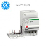 [슈나이더] M9V11363 / Multi 9 누전차단모듈 / Vigi C60 - Add on type / 3P - 63A - classAC - 230/400V - 30mA