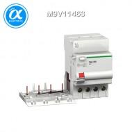 [슈나이더] M9V11463 / Multi 9 누전차단모듈 / Vigi C60 - Add on type / 4P - 63A - classAC - 230/400V - 30mA