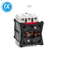 [슈나이더] V0 / 모터보호용 / 스위치 디스커넥터 / TeSys Vario / 바리오 스위치 디스커넥터 베이스 - 3P - 25A