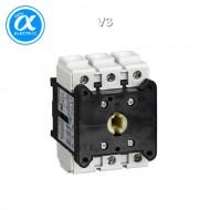 [슈나이더] V3 / 모터보호용 / 스위치 디스커넥터 / TeSys Vario / 바리오 스위치 디스커넥터 베이스 - 3P - 63A